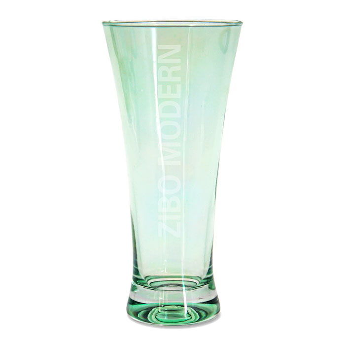 110z Colorful Glass Beverage Drinking Tumblers
