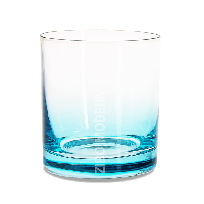 10oz Colored Whiskey Drinking Glasses