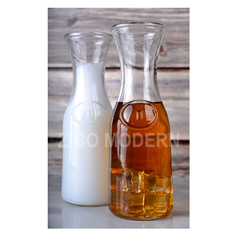 1L High Quality Glass Water / Beverage Pitcher - Water Carafe - Water Jug